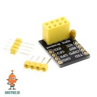 ESP8266 адаптёр для макетирования