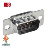 DB-9M, вилка