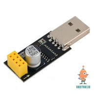 Программатор ESP8266 ESP-01 на CH340