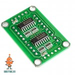Модуль цифрового индикатора 74HC585
