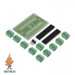 Arduino Nano IO шилд