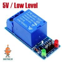 Одноканальное реле 5В Low Level