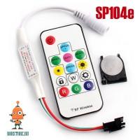 Контроллер для адресной светодиодной ленты SP104e 2048px 5v-24v