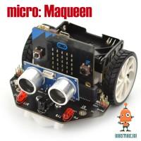 Микрик 4.0. Образовательный робот на micro:bit