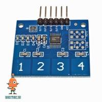 Сенсорная клавиатура TTP224